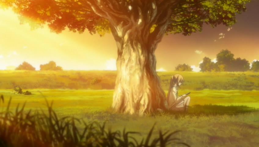 [Clip-sub] Bungaku Shoujo OVA Memoir 2