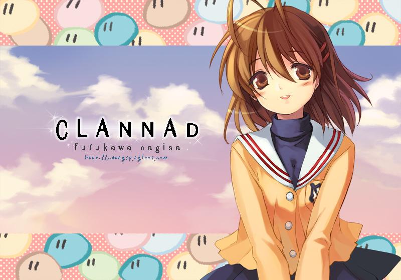 [Clip-sub] Clannad (BD 1080 Remake) – ep 1 + ED