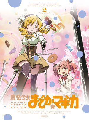 [Clip-A4VF] Puella Magi Madoka Magica (Mahou Shoujo Madoka Magica) BD-Ver Vol 2