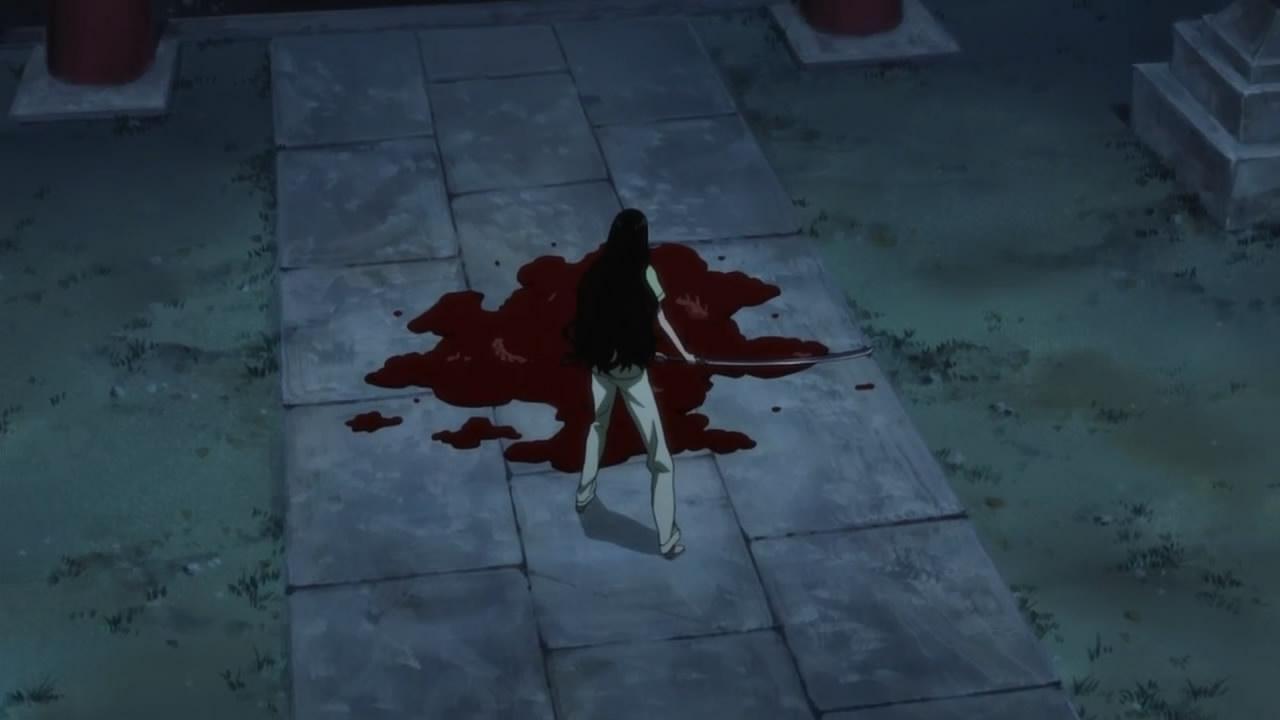 [Clip-sub] Blood C Ep 10