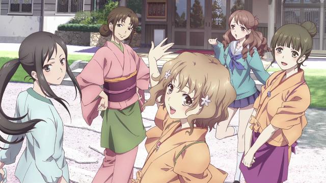 Hanasaku Iroha - 26