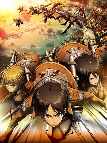 Shingeki no Kyojin – Attack on Titan [25 Eps][OAD 1-3][TVs][Completed]