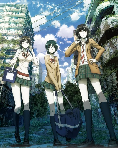 Coppelion [13 Eps][TVs][Completed]