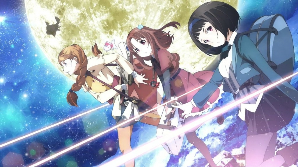 Galilei Donna [11 Eps][TVs][Completed]