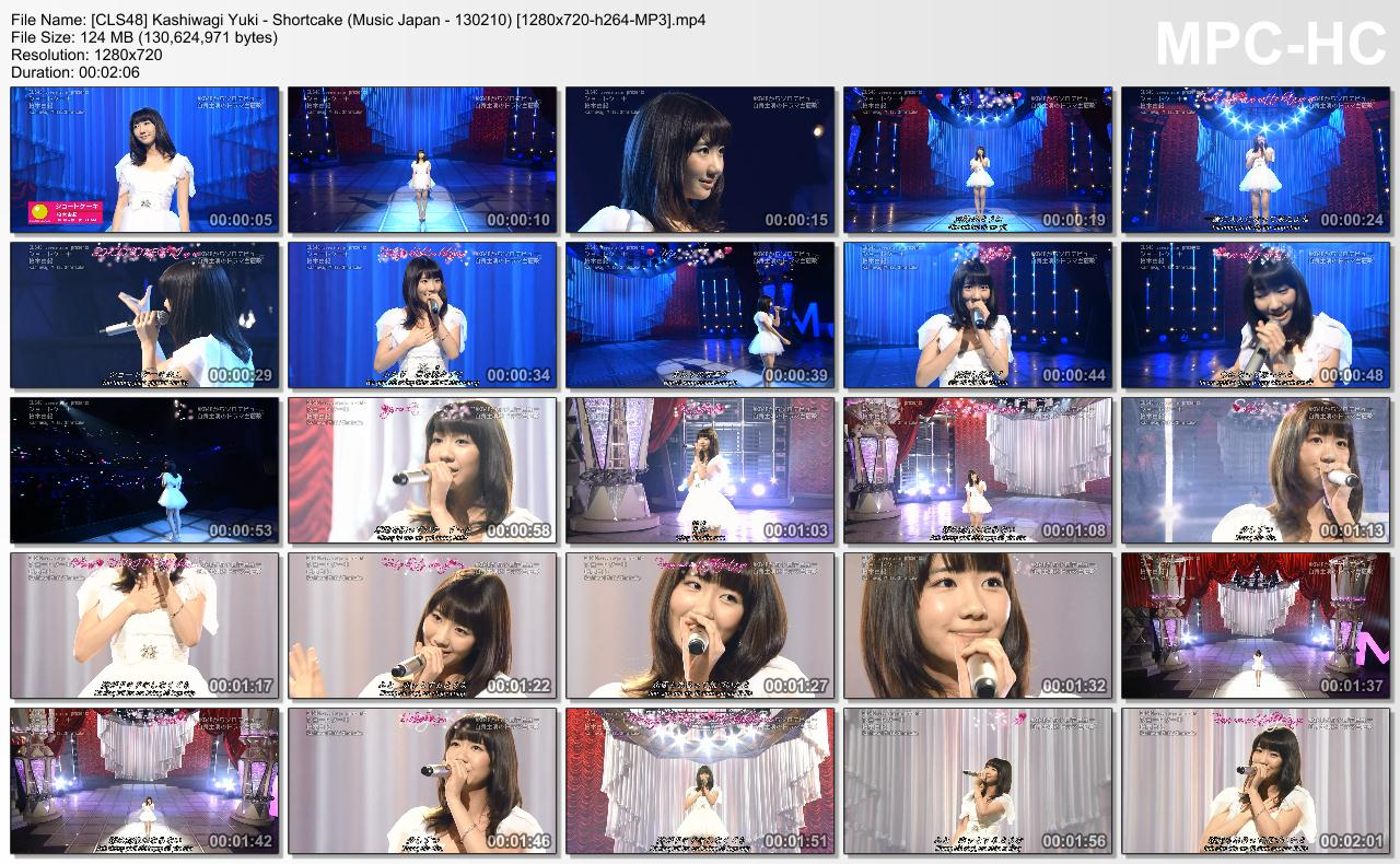 [CLS48] Kashiwagi Yuki - Shortcake (Music Japan - 130210) [1280x720-h264-MP3].mp4_thumbs_[2013.12.02_10.21.51]