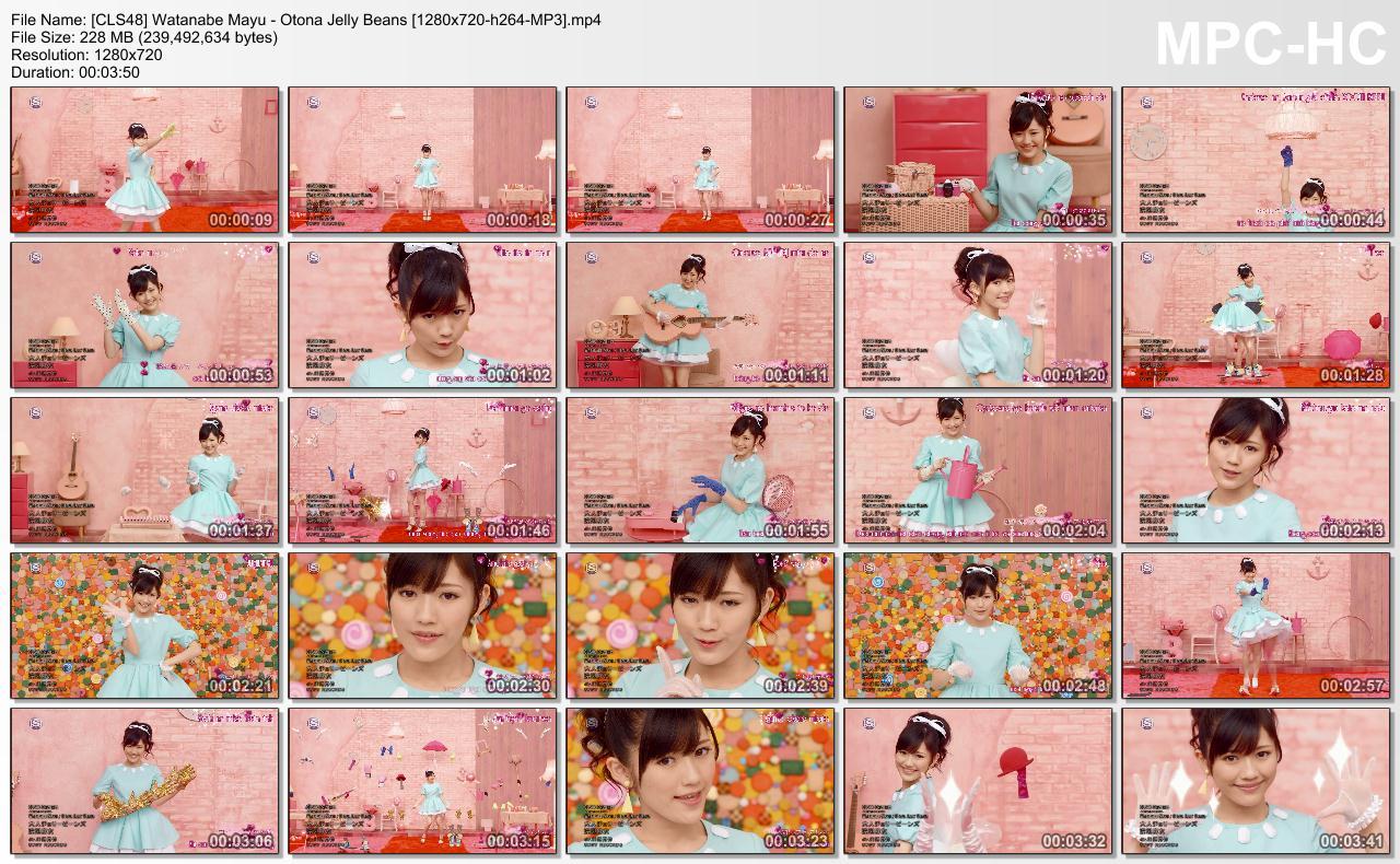 [CLS48] Watanabe Mayu - Otona Jelly Beans [1280x720-h264-MP3].mp4_thumbs_[2013.11.30_08.56.21]