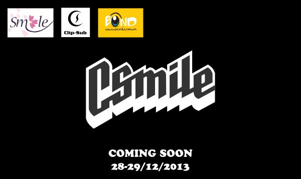 [Thông-báo] C-smile