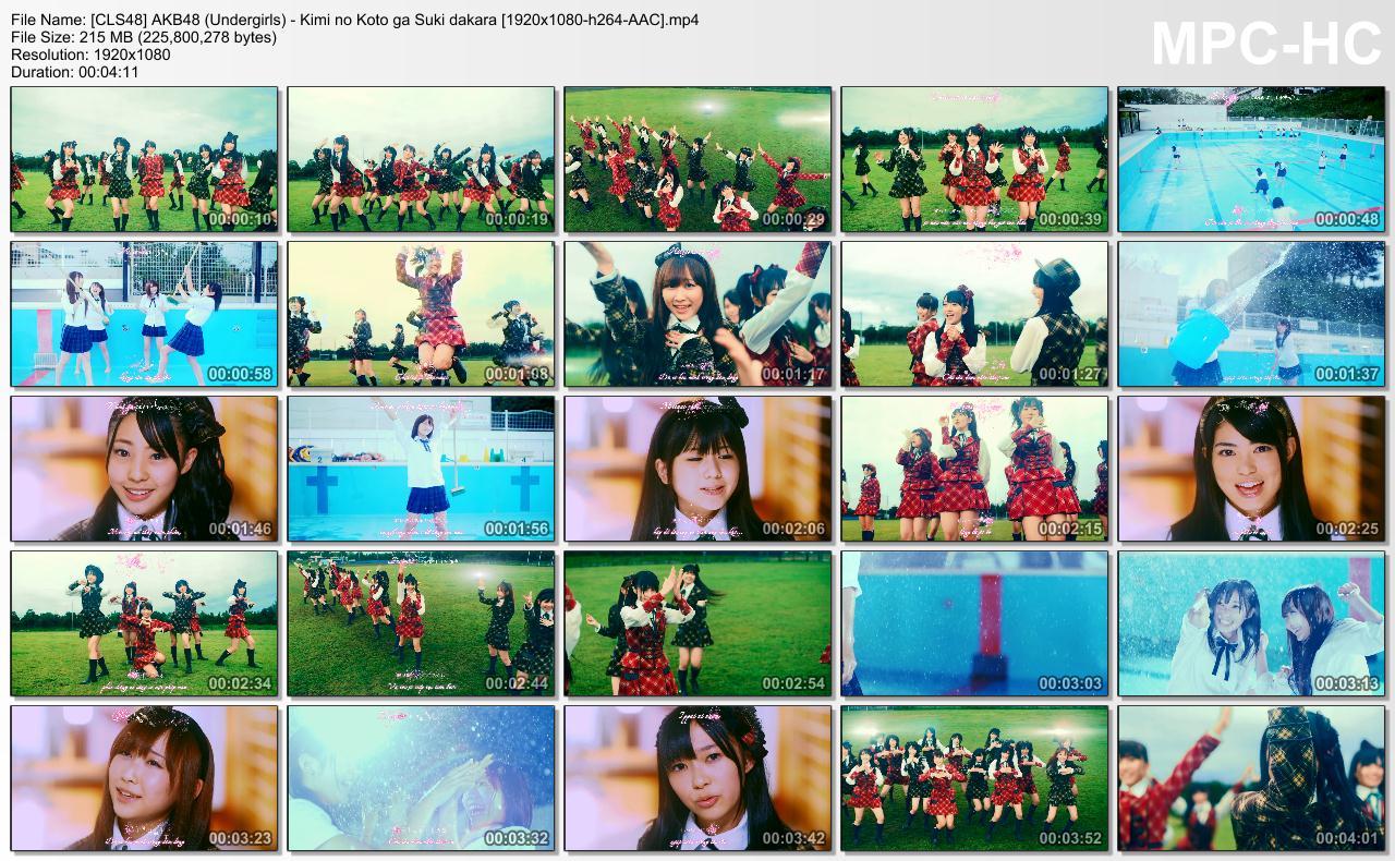 [CLS48] AKB48 (Undergirls) - Kimi no Koto ga Suki dakara [1920x1080-h264-AAC].mp4_thumbs_[2013.12.16_20.42.59]