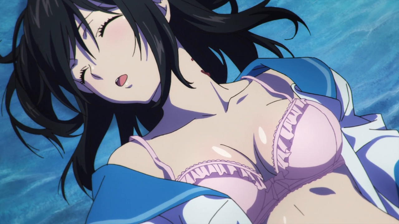 Strike the blood sex images hentai usa cutie