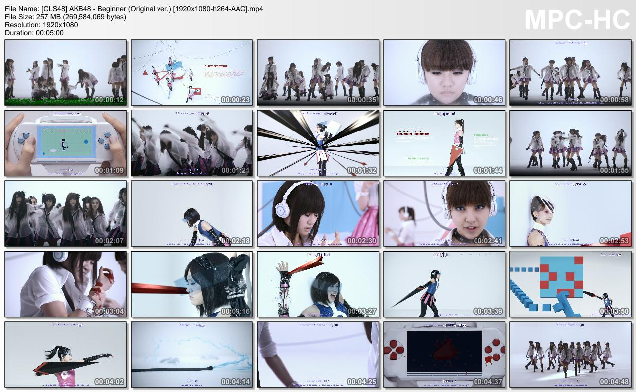 [CLS48] AKB48 - Beginner (Original ver.) [1920x1080-h264-AAC].mp4_thumbs_[2014.01.04_11.40.45]