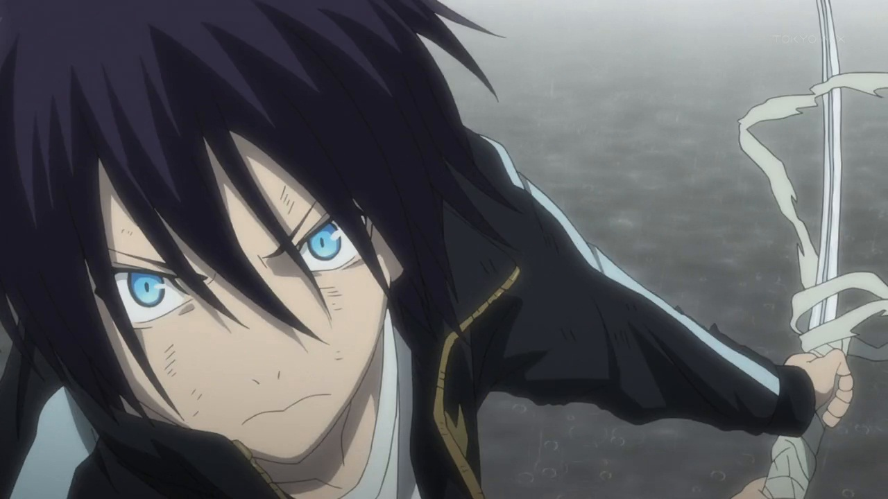 Noragami – [12 Eps][TVs][Completed]
