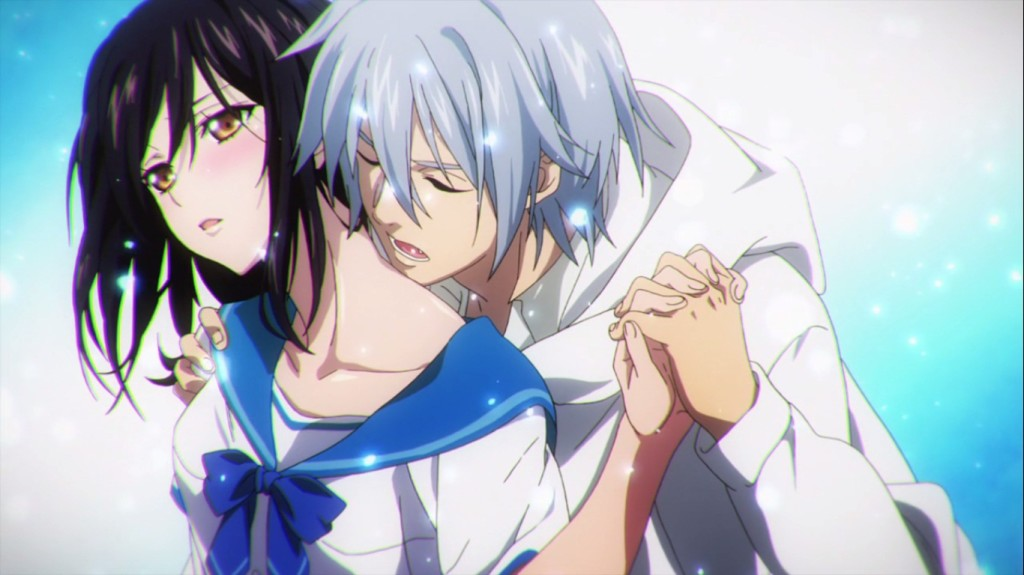 strike the blood 24