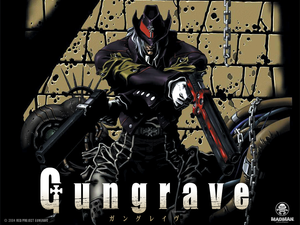 [Clip-sub] Gungrave [BD 720p][Completed]