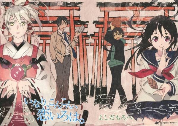 Inari, Konkon, Koi Iroha – 09