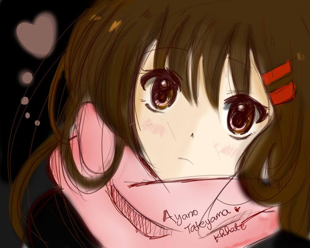 tateyama_ayano_by_eruchichan-d5vp0r9