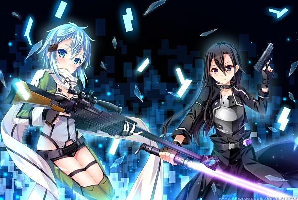Sword Art Online II - 06-01