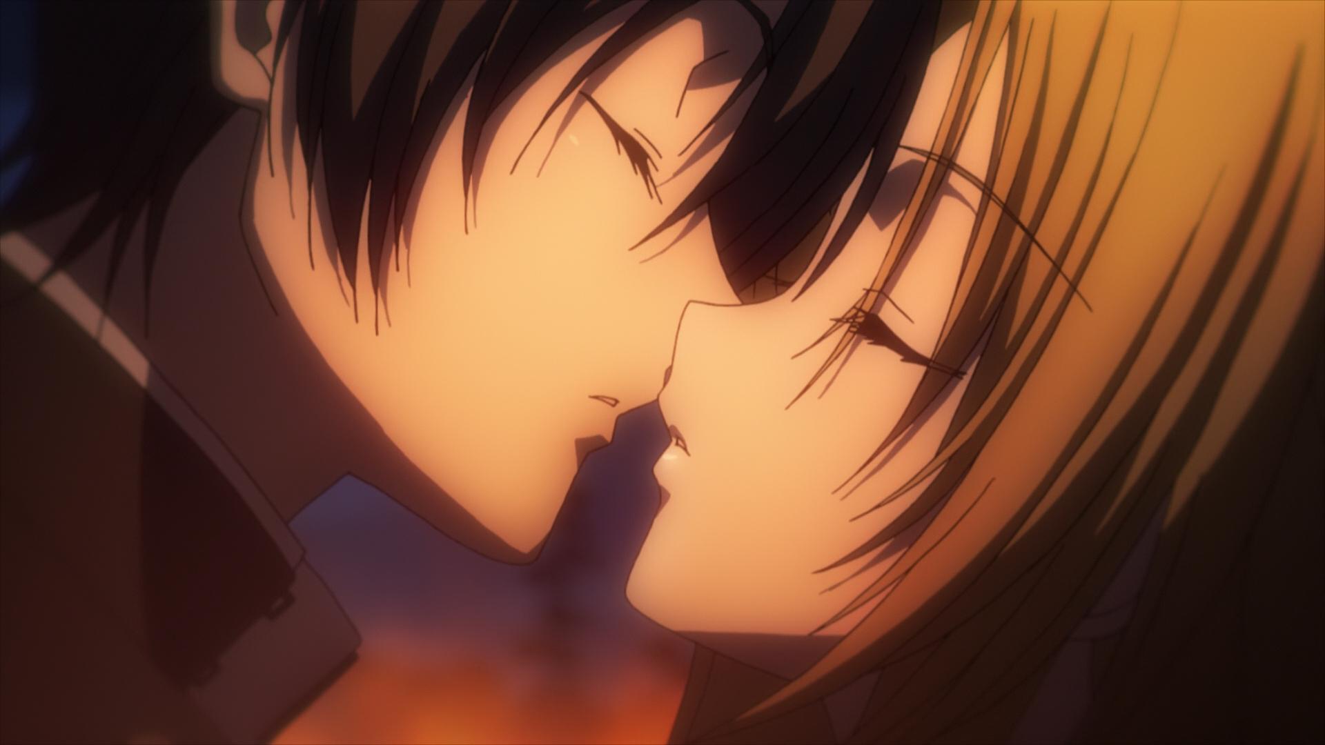 Yoshiharu and Oda