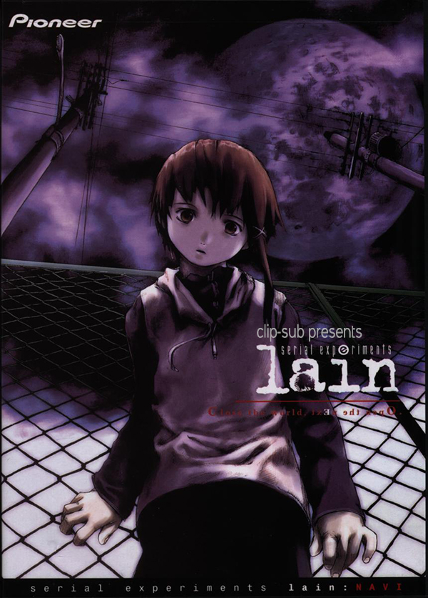 Serial Experiments Lain – [13 Eps][BD 720p Softsub][Completed]