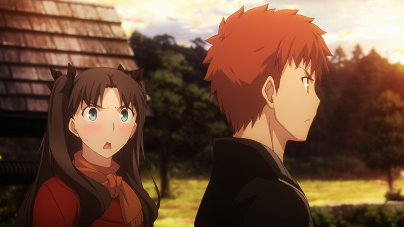 Fate/Stay Night – Unlimited Blade Works (2015) – Ep 16